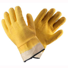 (LG-022) 13t Latex Coated Labor Protective Safety Work Gloves