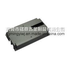 Dongguan Präzisions-Aluminium-Legierung Druckguss der unteren Kappe, die genehmigt Qualität garantiert