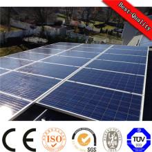 250W ein Grad-Poly-Mono-Sonnenkollektor für Kraftwerksprojekte