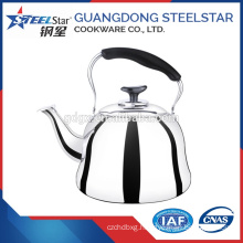 New arrival stainless steel water kettle cheap kettle