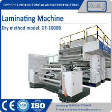 Máquina de laminado en seco