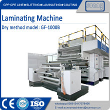 Dry type laminating machine