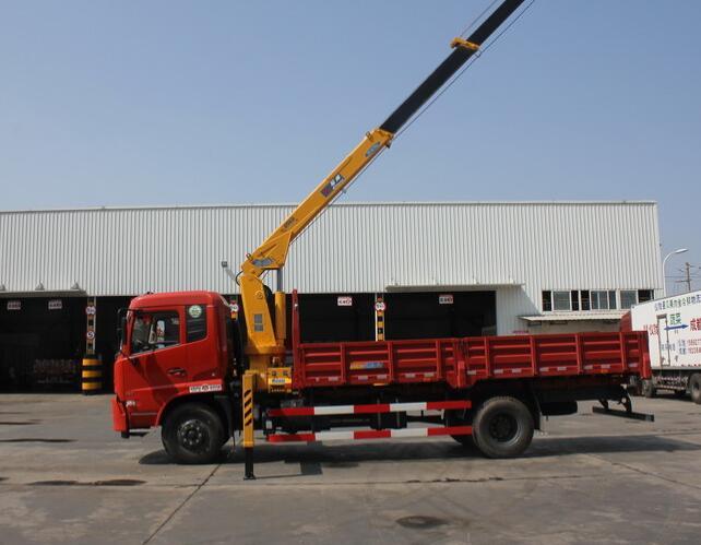 Crane Truck 06