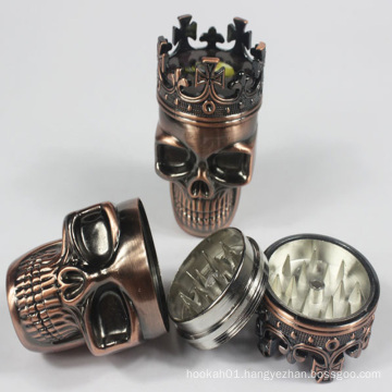 Metal Grinder for Dry Herb Smoke with Unique Style (ES-GD-015)
