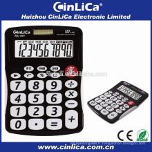 Huizhou stationery calculatrice à double puissance avec fonction fiscale