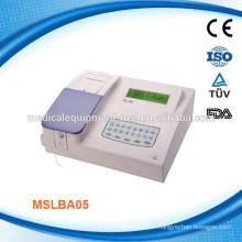 Analyseur de chimie semi automatisé précis MSLBA05-M