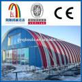 Профилегибочная машина для продольной резки крыши Longshun Large Curve