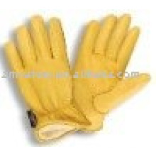 Winter Thinsulate Lined Driver Leather Working Gloves ZM712-L
