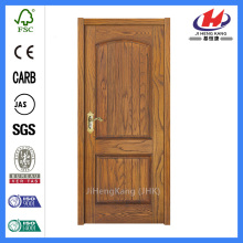 *JHK-S04 Ash Wood Doors Wood Home Doors Laminated Wood Door