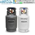 refrigerant gas HFO-1234yf 2,3,3,3-Tetrafluoropropene Automobile refrigerant gas R1234yf
