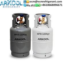 Refrigerant R1234yf gaz hot sale for car air condition