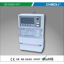 Dssd1977 Medidor multifuncional trifásico de watt-hora
