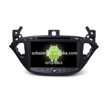 Núcleo Octa! Android 7.1 carro dvd para OPEL CORSA com 8 polegada Tela Capacitiva / GPS / Link Espelho / DVR / TPMS / OBD2 / WIFI / 4G