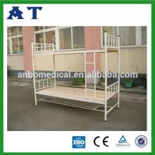 Favoritos Comparação metal bunk bed / barato beliches de madeira / kids cama de casal / cama de dois andares