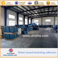 Adhesivo de laminación a base de agua para película de BOPP a papel