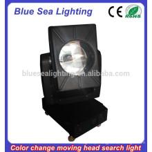 GuangZhou 4/5/7 / 10KW cor mudável cabeçalho principal searchlight marinho