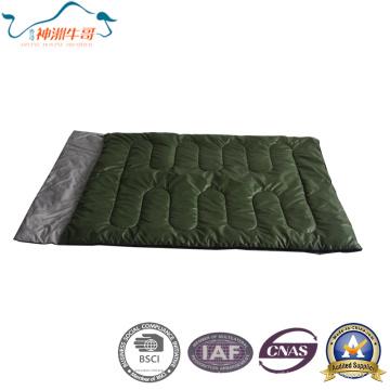 Sacos de dormir portáteis dobro do envelope para acampar