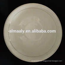 Tazón de cerámica blanco GGK