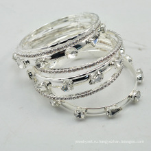VAGULA 2016 моды серебра горный хрусталь браслет набор