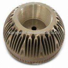 Peças de fundição em alumínio do dissipador de calor