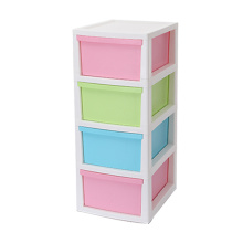Plastic 5 Layer Drawer Cabinet