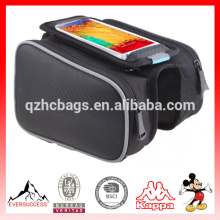 Phone Frame Bag For Folding Bike Bicycle saddle bag