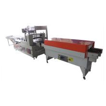 Machine de conditionnement automatique de rétrécissement, machine automatique de conditionnement de peau de Wonton
