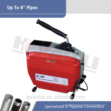 D150 machines de nettoyage de drain à faible bruit à vendre