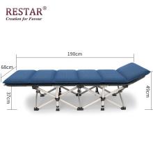 2018 escolhem o peso leve dobrável das camas por atacado da fabricação da cama de metal