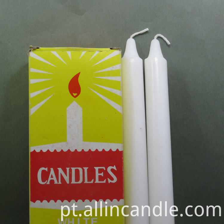 White Candles09
