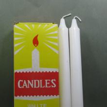 Velas del paquete retráctil de la caja de la vela de 38g Ghana