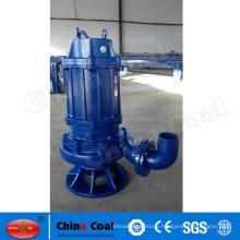 150ZJQ150-30-30kw submersible dewatering pump vertical centrifugal slurry pump