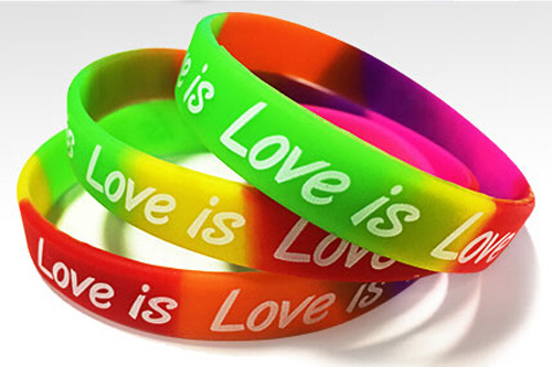 Brand OEM Silicone Wristbands