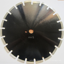 """14""""Laser Welded Diamond Saw Blade for Cutting Asphalt and Green Concrete"""