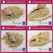 Prix en vrac de sable d'épi de maïs de 5x8 fourni par l'usine de fabrication de porcelaine