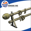 AB Color Iron Extendable Curtain Pole