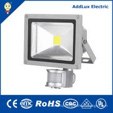 30W 220V Daylight Pure White COB LED Flood Lamp