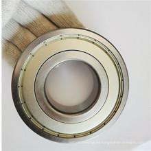 Rodamiento de bolas personalizado / estándar / especial de ranura profunda
