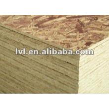 best price 4*8 sanding poplar OSB