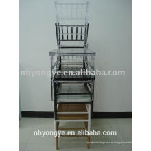 RESINA DE PLASTICO EMPILABLE DE ALTA CALIDAD CHIAVARI TIFFANY CHAIR