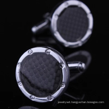 High Quality Gift Metal Cufflinks (Hlk30497)