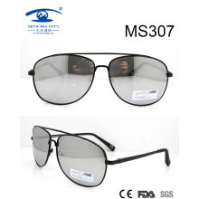 2016 High Quality Best Design Metal Sunglasses (MS307)