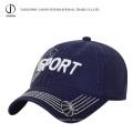 Gewaschene Baumwolle Cap Baseball Mütze Sport Cap Gold Cap Mode Werbe Cap