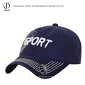 Washed Cotton Cap Baseball Hat Sport Cap Gold Cap Fashion Promotional Cap