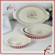 cheap ceramic bakeware