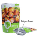 Chinese Chestnut Custom Stand Up Packaging Bag