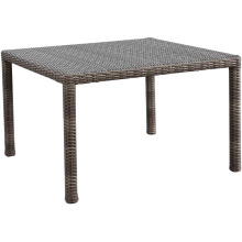 Garden Rattan Outdoor Furniture Patio Wicker Dining Table