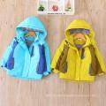 Kinder Jacke Mäntel Weihnachten Baumwolle Mäntel Mädchen Nylon Winterkleidung warme Kleidung Mode Chirstmas Outdoor Kinder rosa Mäntel Hut