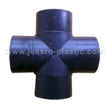 PE Fittings CROSS TEE