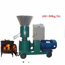 Granulador de combustible de biomasa Granulador de astillas de madera